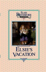 Elsie's Vacation and After Events, Book 17
