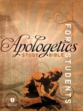 HCSB Apologetics Study Bible for  Students, Paperback - Slightly Imperfect