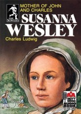 Sowers Series Audio Books: Susanna Wesley