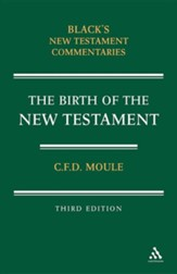 Birth of the New Testament, Third Edition