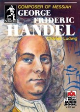 Sowers Series Audio Books: George Frideric Handel