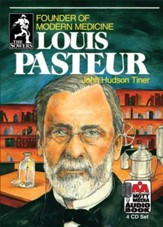 Sowers Series Audio Books: Louis  Pasteur