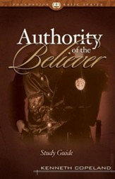 The Authority of the Believer Study Guide, Edition 0009