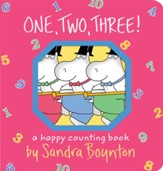 One, Two, Three! Board Book