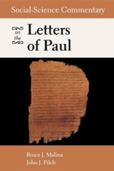 Social Science: Commentary on the Letters of Paul