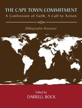 The Cape Town Commitment: A Confession of Faith, A Call To  Action: Bibliographic Resources