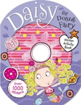 Daisy the Donut Fairy Sticker Activity Book
