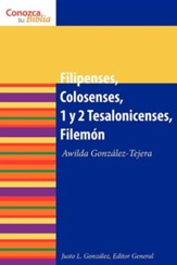 Filipenses, Colosenses, 1 y 2 Tesalonisenses, Filemón, Philippians, Colossians, 1st and 2nd Thessalonians