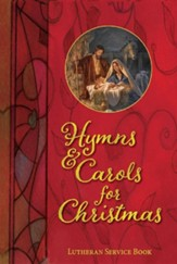 Lutheran Service Book: Hymns and Carols for Christmas, Pack of 12