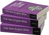 The New English Bible, Library Edition, 3 Volume Paperback Set