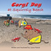 Corgi Day at Squirrely Beach