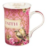 Faith Mug and Coaster Set