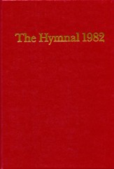 Episcopal Hymnal 1982 Red: Basic Singers Edition
