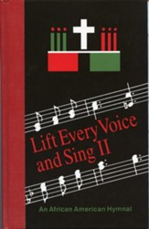 Lift Every Voice and Sing II Pew Edition: An African American Hymnal - Slightly Imperfect