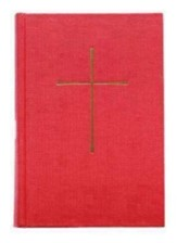Selections from the Book of Common Prayer French-English: Red Hardcover