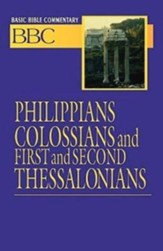 Philippians, Basic Bible Commentary, Volume 25