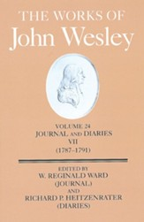 The Works of John Wesley: Volume 24, Journals and Diaries VII, 1787-1791