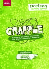 Grapple Preteen Pack Volume 3, Spring