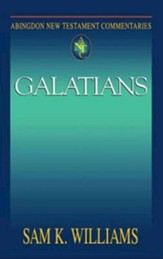 Galatians: Abingdon New Testament Commentaries [ANTC]