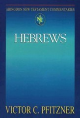 Hebrews: Abingdon New Testament Commentaries [ANTC]