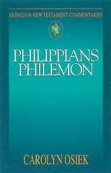 Philippians & Philemon: Abingdon New Testament Commentaries [ANTC]
