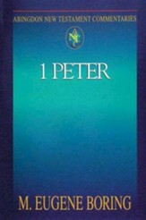 1 Peter: Abington New Testament Commentary [ANTC]  - Slightly Imperfect