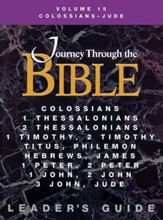 Journey Through the Bible Vol 15 Teacher