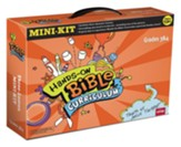 Hands-on Bible Curriculum, Mini-Kit--Grades 3 to 4