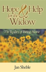 The Reality of Being Alone:  Hope and Help for the Widow