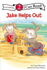 Jake Helps Out, I Can Read! Level 2 (Reading with Help)