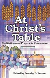 Christs Table