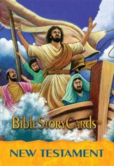 Bible Story Cards: Collector Series, New Testament