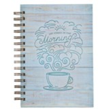 Joy Comes in the Morning, Spiral-bound Journal