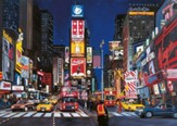 Time Square 1000 Piece Jigsaw Puzzle