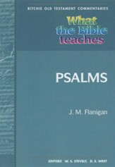 What the Bible Teaches: Psalms