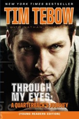Through My Eyes: A Quarterback's Journey, Young   Reader's Edition - Slightly Imperfect