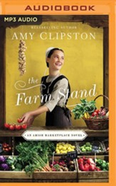 The Farm Stand - unabridged audiobook on MP3-CD