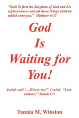 God Is Waiting for You
