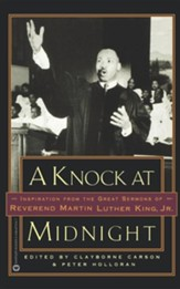 A Knock at Midnight, softcover
