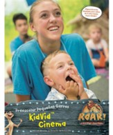 Roar: Manual del Líder de Preescolar Pequeñas Garras KidVid Cinema (Little Paws Preschool KidVid Cinema Leader Manual, Spanish Edition)