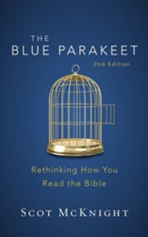 The Blue Parakeet, 2nd Edition: Rethinking How You Read the Bible - unabridged audiobook on CD