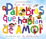 Palabras del amor (Words to Love By)