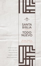 RVR 1960 Santa Biblia Todo Nuevo, tapa dura (New Believer's Bible: Everything New)