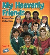 My Heavenly Friends Prayer Card Collection, Volume 1