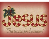 Jesus Is the Reason Boxed Christmas Cards