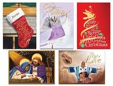 Christmas Cards Assortment #5 - Boxed