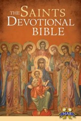 Saints Devotional Bible, NABRE Edition