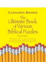The Ultimate Book of Various Biblical Puzzles