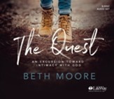 The Quest, Audio CD Set: An Excursion Toward Intimacy with God