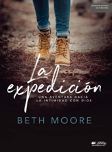 La Expedición: Una Aventura hacia la Intimidad con Dios  (The Quest: An Excursion Toward Intimacy with God)